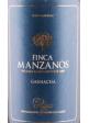 FINCA MANZANOS GARNACHA 100% 2016