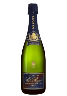 CHAMPAGNE POL ROGER CUVÉE SIR WINSTON CHURCHILL VINTAGE 2002