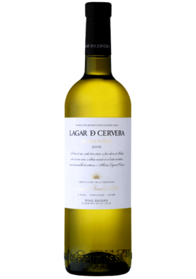 LAGAR DE CERVERA 2015 37,5 CL ALBARIÑO