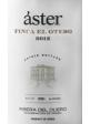 ASTER FINCA EL OTERO 2012