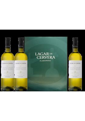 LAGAR DE CERVERA 2017 ESTUCHE CARTON 3 BOT