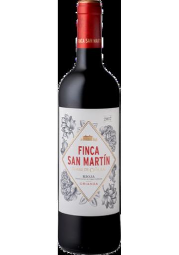 FINCA SAN MARTIN CRIANZA 2017