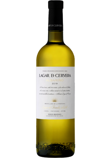 LAGAR DE CERVERA 2019 ALBARIÑO