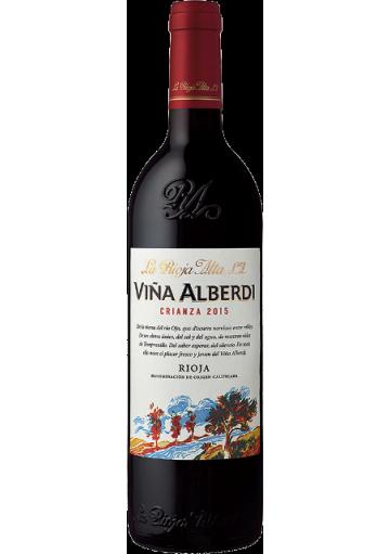 VIÑA ALBERDI CRIANZA 2015 3/4